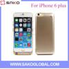 SAKO 10000mah backup power plastic battery case for iPhone 6 plus