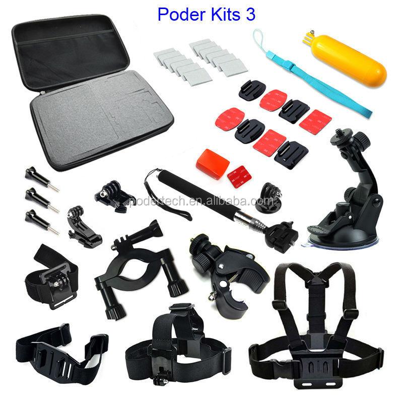 Gopro accessories kit