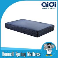 New Fashion Waterproof Queen Size Bonnell Spring Mattress With Competitive Price AH-1210