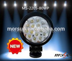 Auto LED lighting Offroad led work light , 4x4 80w led work lamp