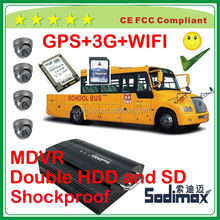 West Palm Beach Boca Raton GPS WIFI 3G 1080p Mobile DVR with CCTV system