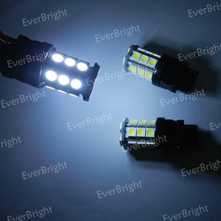 Car LED Bulbs 3156/3157 5050 With 3-chips 27SMD 27led Super White Bulbs