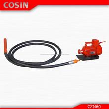 cosin czn60 cemento portatile vibratore tubo in cemento