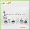 Hot selling 100% Original Pyrex Glass protank 2 Kanger Protank 2 Atomizer,kangor protank 2 clearomizer protank 2 starter kit