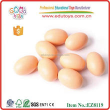 childs play food & baby toys Wooden Egg