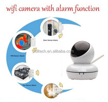 FDL-WF8 CMOS CCTV security IR camera, CMOS module,One key to set alarm/disalarm