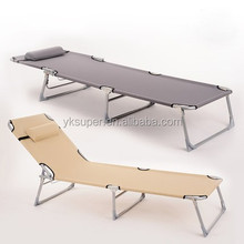 Military outdoor folding bed/cot