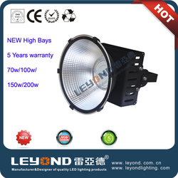 New Product Bridgelux chip 3030 EMC LED 5 Years Warranty 70w LED High Bay Light Ecomony New LED Lights