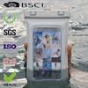 hot selling waterproof swimming mobile phone bag for diving