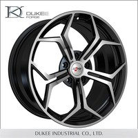 widely used 2015 forged newest aluminum wheel manufacture