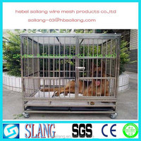 Anping factory Wholesale large Dog Cage with the cheap price