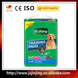 Non-woven Surface Disposable Breathing Pet Pads