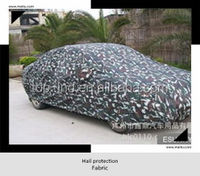 Custom water,dust,UVproof and waterproof fabric car cover