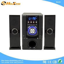 Supply all kinds of focal speakers,bluetooth mini speaker,2.1ch multimedia speaker with fm radio
