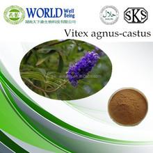 QS factory Chasteberry Extract (Latin Name:Vitex agnus-castus Linn) 5% Vitexin