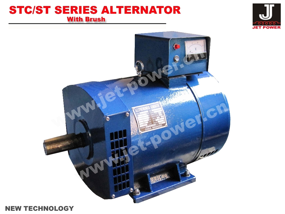 Single Phase Generator : Single three phase generator head kw for best price