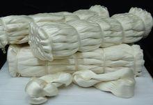 Raw silk yarn 20/22d, 40/44d grade 5A~6A with CIQ