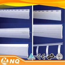 2015 hot sale insulated roller shutter