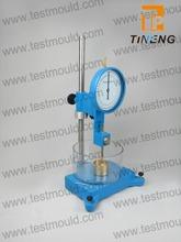 soil liquid limit penetrometer, cone penetrometer, soil penetrometer for penetration test