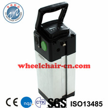 Drop to Lock Lithium battery for power wheelchair Li-lon battery for elctrc wheelchair janpan battery