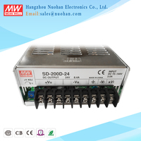 Mean Well 200W Converters DC power supply 200w 24v