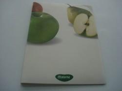 2015 custom fruit printed photo album with logo printing