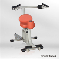 Hydraulic fitness equipment twist exercise machine for sale