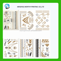 Stock Tattoo Supply,Metallic Tattoo