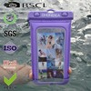 funny waterproof bag for samsung galaxy s3 with armband
