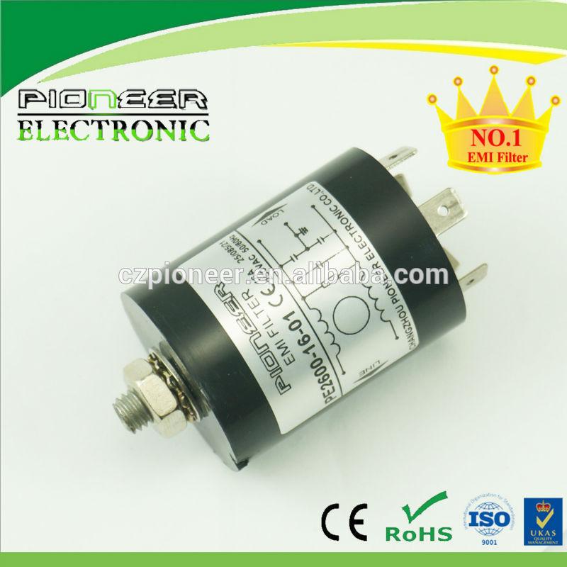 equipo de hogar 120/250V 6A PE2600-16-01 <span class=keywords><strong>equipos</strong></span> electrónicos filtro de ruido inductor