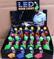 plastic led booklight