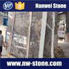 polished cut to size grey marble factory of tiles in China OF buffett grey STONE