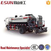 ESUN HZJ5110GLQ 6m3 three overlapping design bitumen sprayer
