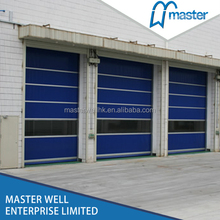 Master Well automatic and High Performance Speed Door