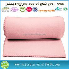 Designer hot sale fleece blanket set