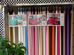 curtain fabric, new fashion polyester