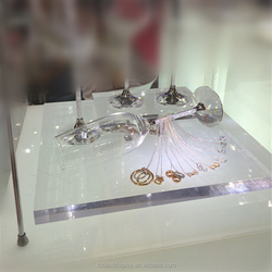 Hottest selling acrylic jewelry display, acrilic products, jewelry display wholesale
