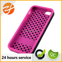 transparent hard cover for iphone 5 5s,2-in-1 hard shell case for iphone 5s