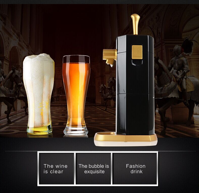 2017 nouveau modèle Bière Serveur Élégant Projet de Serveur Cadeau