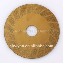 Diamond Thin Cutting Discs for cutting Crystal, Agate, Jewel, Jade, Optical Glass and Ceramic