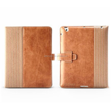 wholesale Leather Smart Flip Case Cover For New iPad Air 2