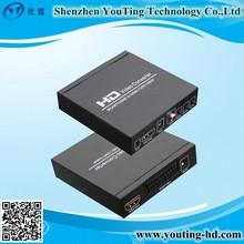 scart to hdmi 1080p hd upscaler converter adapter