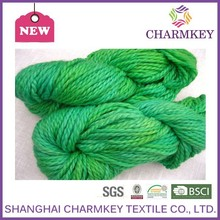 2015 Charmkey wool yarn sock yarn wool for hand knitting scarf