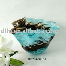 Phoenix Art Murano Glass Vase