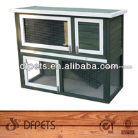 Rabbit Cage With Pull Out Tray DFR039
