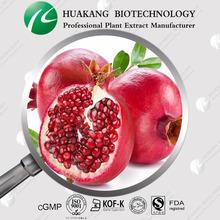 100% Natural pomegranate hull extract, pomegranate peel extract