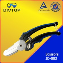 Heavy duty stainless steel fish cutting scissors