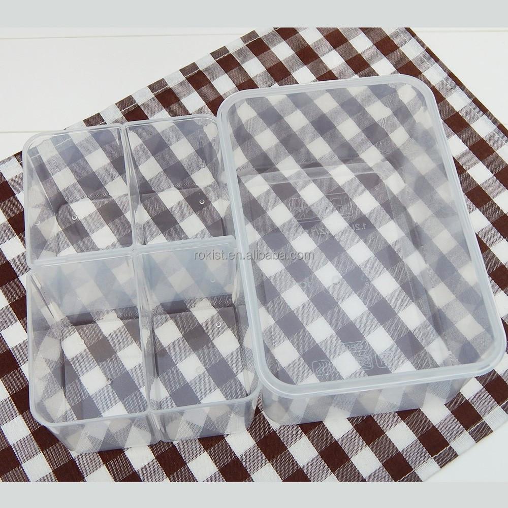 Storage Plastic Box With Divider