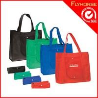Custom Foldable Reusable Strawberry Shopping Bag