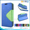 Elegant lady wallet leather case for Micromax Canvas Mad A94 , flip cover case for Micromax Canvas Mad A94